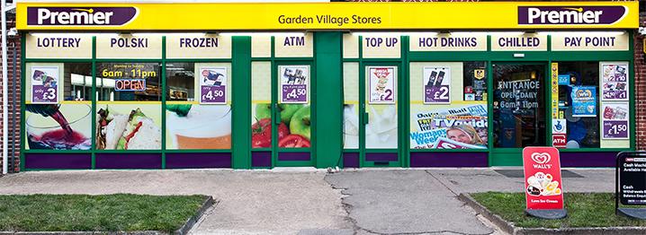 Hatfield Garden Village Stores